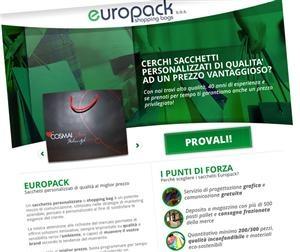 Come #trovare #nuovi #clienti #online e trasformarli in fatturato: il caso di successo di Europack!