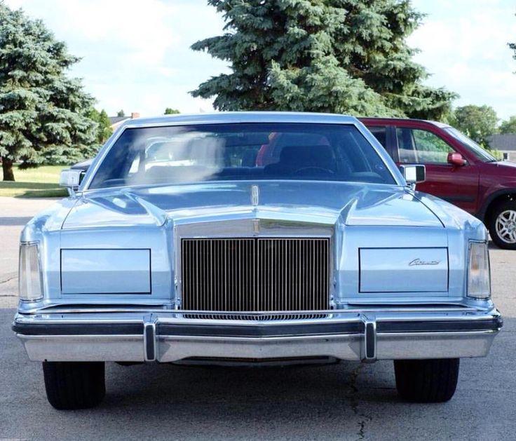 70 Best Lincoln Mark V 1977-1979 Images On Pinterest