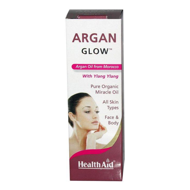 Health Aid Argan Glow Argan Oil Ylang Ylang Οργανικό Έλαιο Αργκάν Προσώπου Σώματος Όλοι οι Τύποι Δέρματος 60ml. Μάθετε περισσότερα ΕΔΩ: https://www.pharm24.gr/index.php?main_page=product_info&products_id=10686