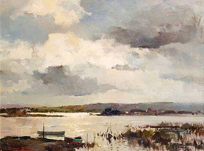 Errol Stephen Boyley - Swartvlei Lagoon