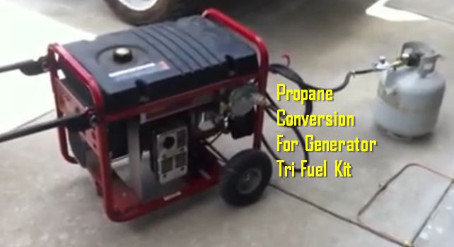 The Tri Fuel generator gives you options, gasoline, propane, or natural gas. If a major disaster strikes, you won't always have access to gasoline. What you'll need to do is modify a generator so it can run on all three common fuel sources: gasoline, propane, and natural gas. This video will show you how to …
