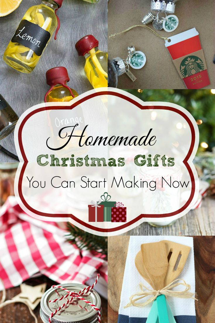 25 Homemade Christmas Gifts Retro Housewife Goes Green Homemade Christmas Gifts Homemade Christmas Christmas Gifts To Make