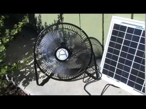 25 unique solar powered fan ideas on pinterest powerful fan outdoor electric heater and diy. Black Bedroom Furniture Sets. Home Design Ideas