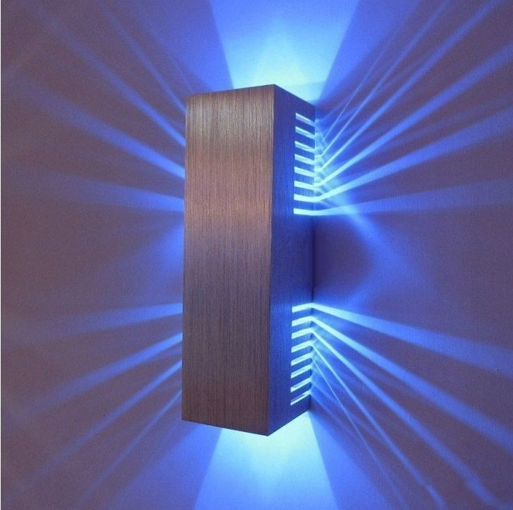 25 best ideas about led wall lights on pinterest wall lights wall lighting and wall lamps - Decorative led wall lights ...