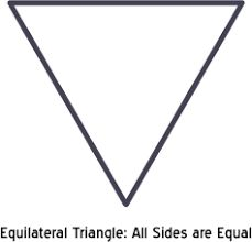 Image result for equilateral triangle