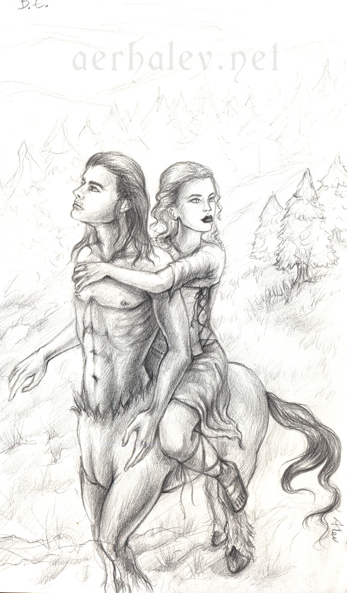 Centaur and a friend...