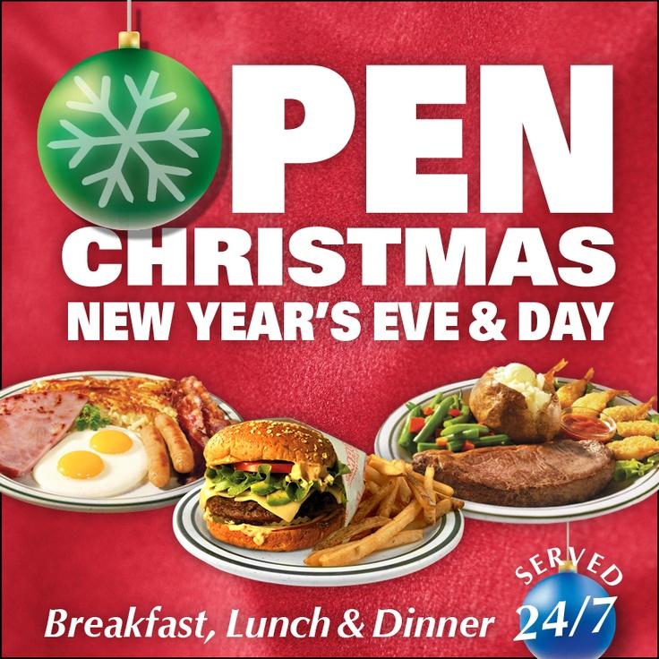 Restaurants Open On Christmas Photos Jen Hill Photo