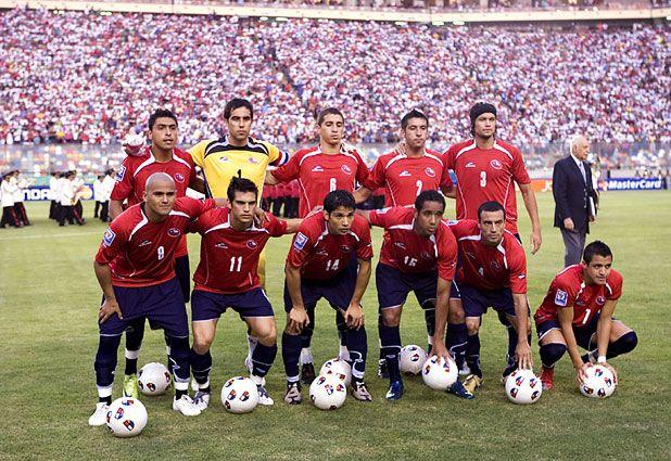 Perú 1 Chile 3 Clasificatorias Sudáfrica 2010 29 De Marzo De 2009 De Pie Gonza Seleccion Chilena De Futbol Seleccion De Futbol De Chile Seleccion Chilena
