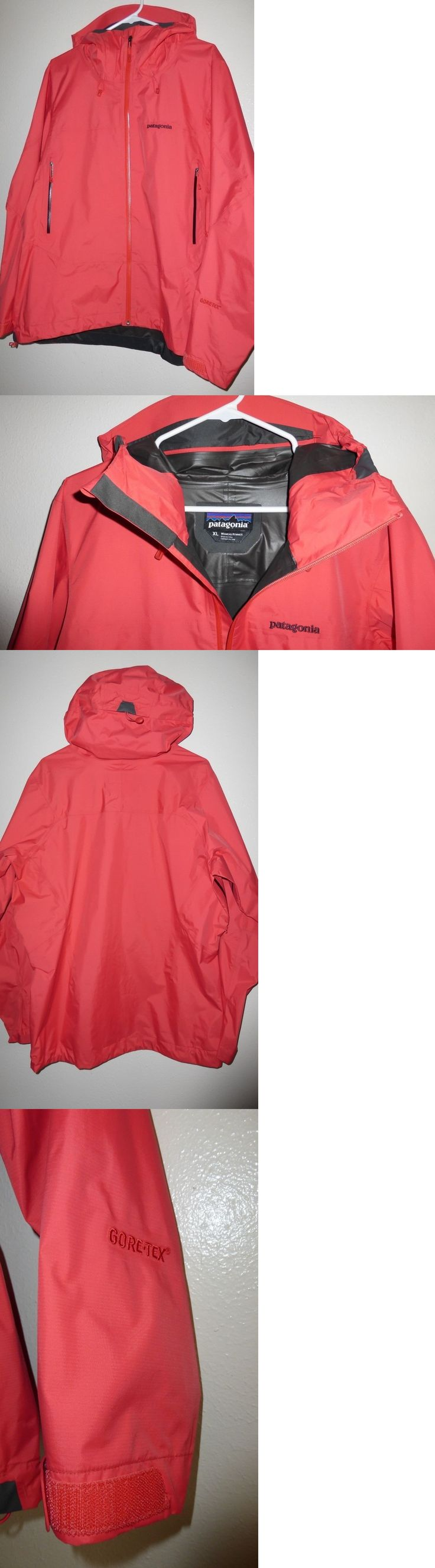 Coats and Jackets 181365: Patagonia Women S Supercell Gore-Tex Jacket, Tmt, Xl -> BUY IT NOW ONLY: $140 on eBay!