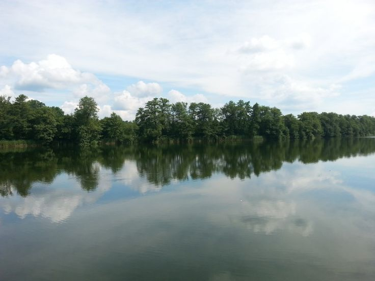 Jezioro Polne Santocko