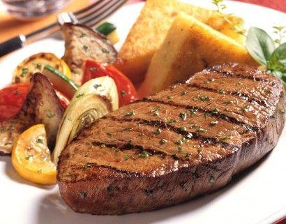 Fırında Poşetlenmiş Biftek