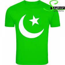 Image result for pakistan flag shirt