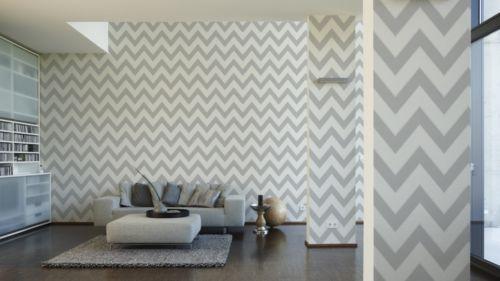 Luxury-Designer-Wallpaper-Grey-Off-White-Zigzag-SAMPLE-ONLY