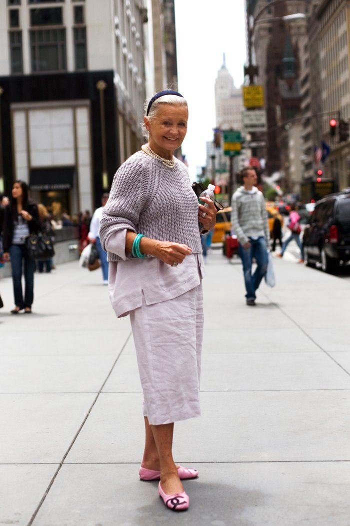 On the Street…Fifth Ave., Manhattan « The Sartorialist