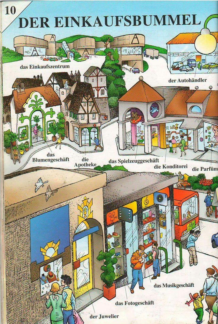 Good Morning In German Pronunciation : Best images about idiomas deutsch on pinterest