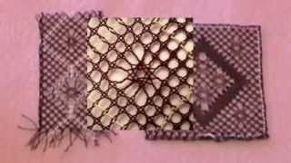 Star stitch theory Jenny Brandis - YouTube