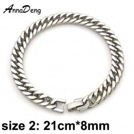 CHIMDOU Stainless Steel Men's Bracelet