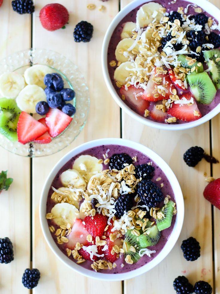 239 best acai bowl recipes images on Pinterest