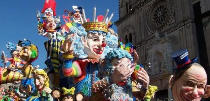 Carnaval en Sicile