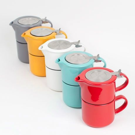 Tea for One Brewing Set / Poketo