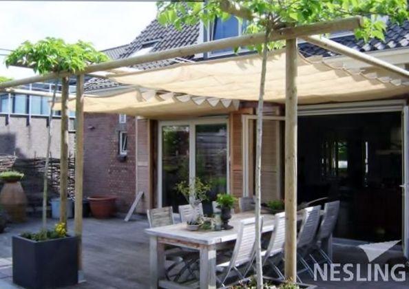 Meer dan 1000 idee n over tuin palen op pinterest for Tuin opknappen