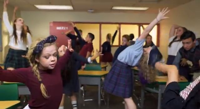 Watch What This Dance Company Did for National Bullying Prevention Month | Dance Teacher magazine | Practical. Nurturing. Motivating. The voice of dance educators.