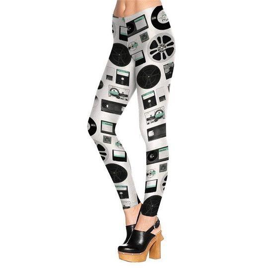 Media Fitness Leggings #leggings #womens #fitnessmodel #gymlife #fitspo #comics #pants