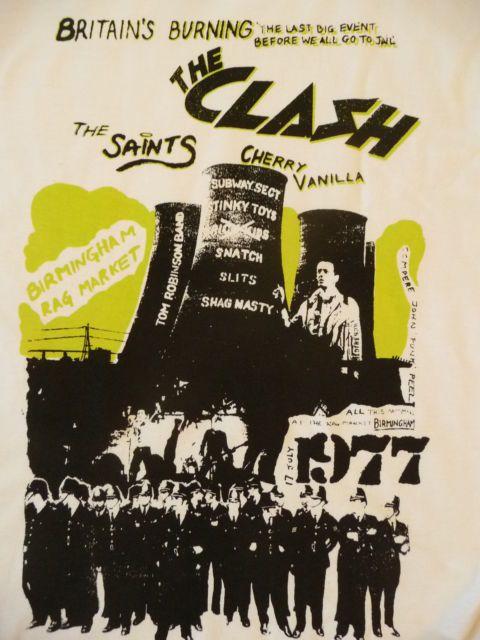 The Clash 1977