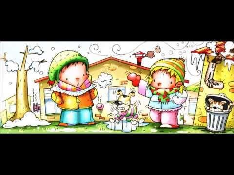 canción de invierno para niños - YouTube
