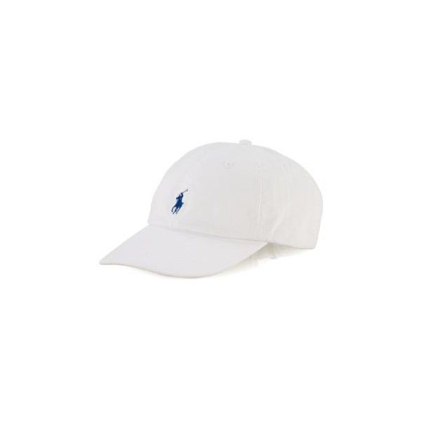 Polo Ralph Lauren Hat, Core Classic Sport Cap ($40) ❤ liked on Polyvore featuring accessories, hats, sports caps hats, sport caps, sports baseball caps, caps hats and sport hats