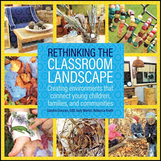 Rethink the traditional classroom and create an environment in your classroom that connects young students, families. and communities. Find the Rethinking the Classroom Landscape resource in the Classroom Essentials Catalogue: OPUS 3178474 Page 55 See the pages here: http://scholastic.ca/clubs/cec/