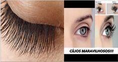 Cílios grandes é a paixão de muita gente, principalmente das mulheres que gostam de arrasar na maquiagem, destacando os olhos bonitos e atraentes.Os cílios muito finos e que crescem pouco podem ser assim por vários fatores, como:- Genética