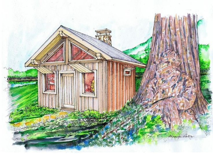 Adding versatile space with a timber frame shed sheds Shed addition