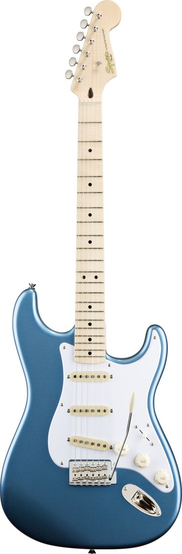 Fender Squier Electric Guitar Classic Vibe 50s Stratocaster Lake Placid Blue