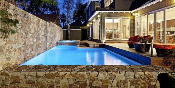 22 best luxury lap pool construction images on pinterest for How to build a lap pool