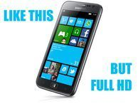 Samsung set for new Windows Phone with Full HD screen Samsung's not giving up on Windows Phone, with a new mobile boasting Full HD resolution showing up in a Bluetooth certification document.