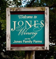 Jones Family Farm and Winery, Shelton, CT  Nestled in the beautiful White Hills of Shelton, Connecticut, lies one of the state's premier wineries. The balance of rich soil, southwestern-facing slopes, and an experienced 6th generation farmer working the land, combine to make Jones Winery a true treasure for all Connecticut residents and visitors to cherish and enjoy.    Connecticut Magazine in 2010 and in 2011 named the Jones Winery to have the Best Connecticut Wine!
