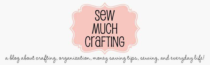 Sew Much Crafting