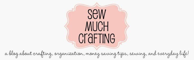 Sew Much Crafting - Monthly Meal Planning
