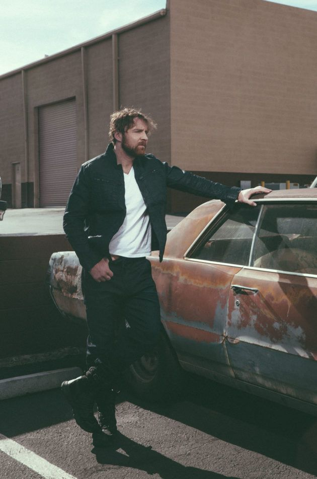 Dean Ambrose More from the Vegas Photo shoot!  So damn hot!
