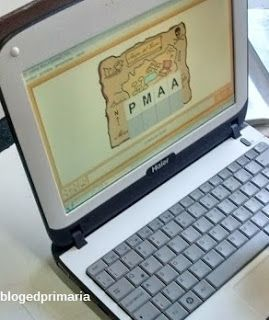 Usando las netbooks del PAD (Programa de Alfabetización Digital). Proyecto en Jclic.