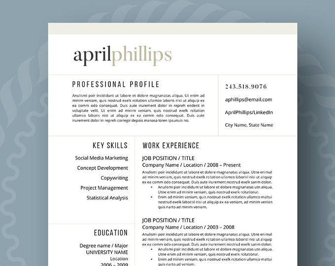194 best Creative CV Template images on Pinterest Cv resume - browse resumes