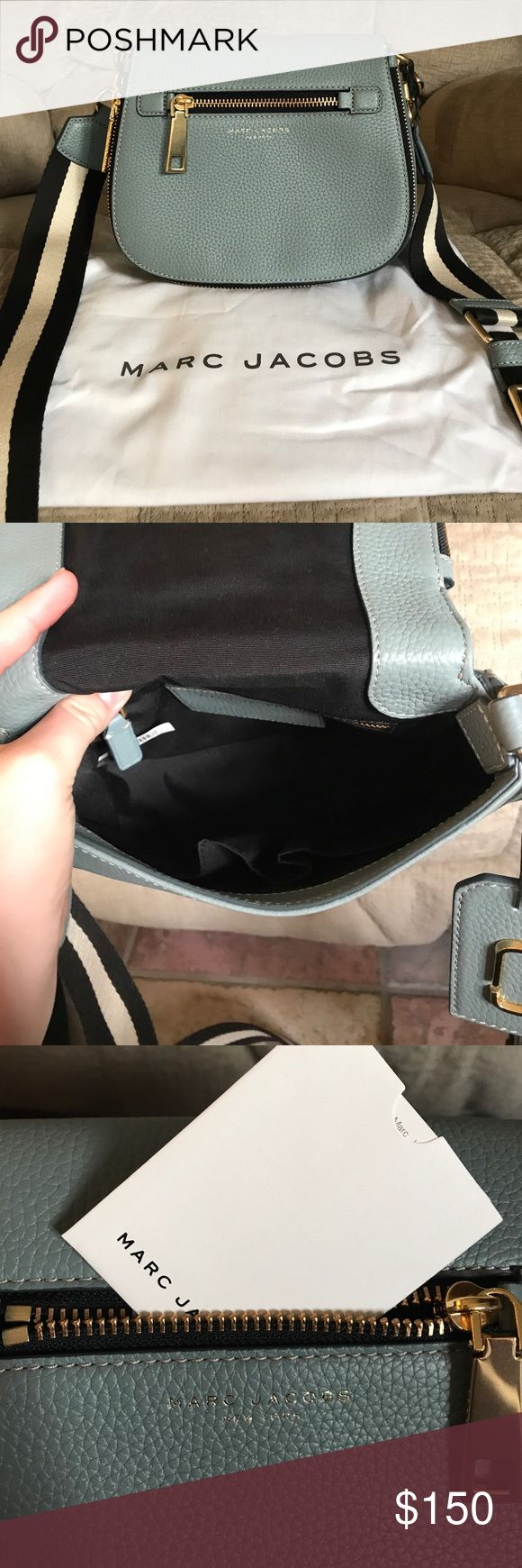 Marc Jacobs Purse Beautiful small Marc Jacobs Purse. Used once. Care instructions, duster bag included. Marc Jacobs Bags Crossbody Bags