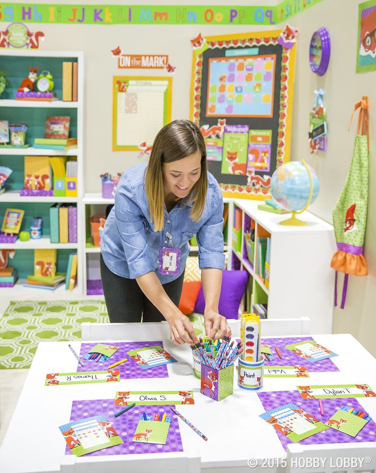 How Classroom Decor Affects Students ~ These classrooms are chalk full of ideas for the new