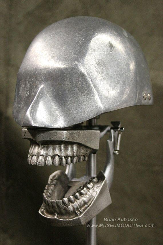 Columbia Dentoform Dental Phantom head with metal gums ...