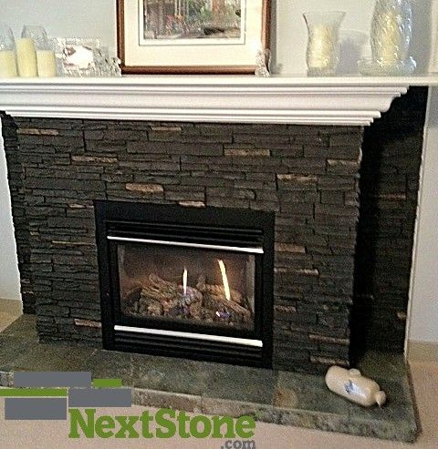 1000 Images About Stone Fireplaces Surrounds On Pinterest Pewter Faux Stone And Ash