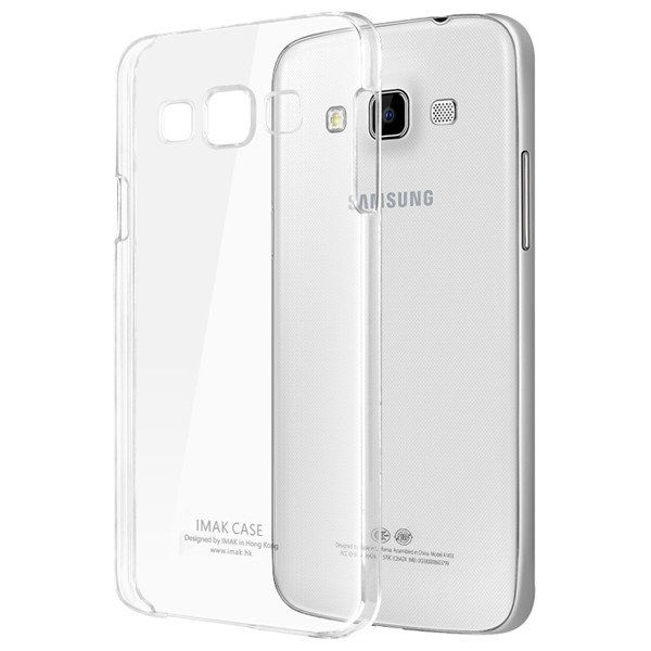 IMAK Brand Anti-friction Clear PC Back Case For Samsung Galaxy A7…