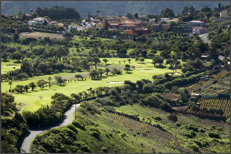 Bandama golf Gran Canaria