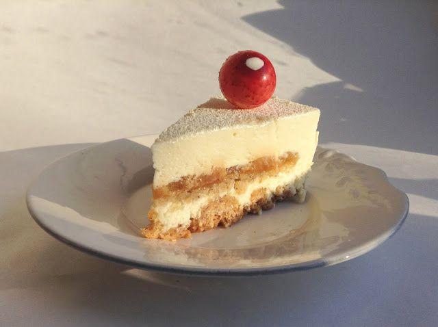 Laboratory of taste: Цитрусовый торт