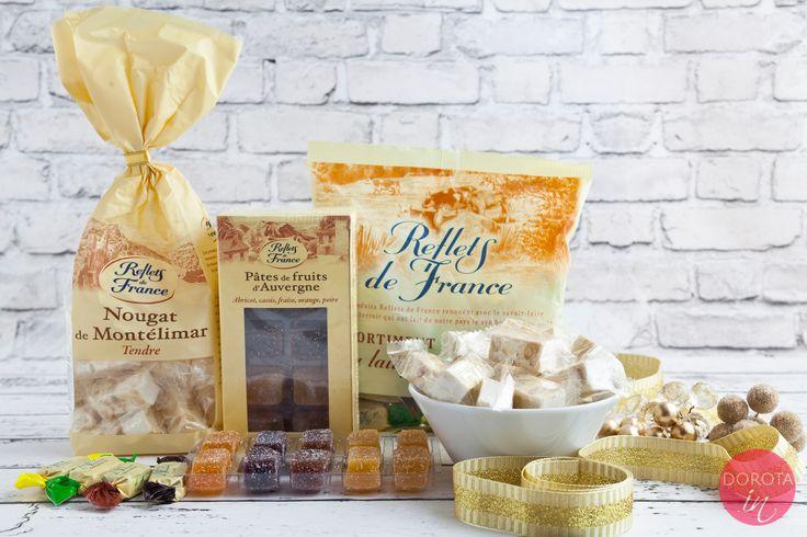 Słodycze - gotowe, kupione w sklepie, o dobrym składzie, starannie wybrane i dekoracyjnie zapakowane lub domowe, przygotowane własnoręcznie.  http://dorota.in/jadalne-prezenty-na-boze-narodzenie/